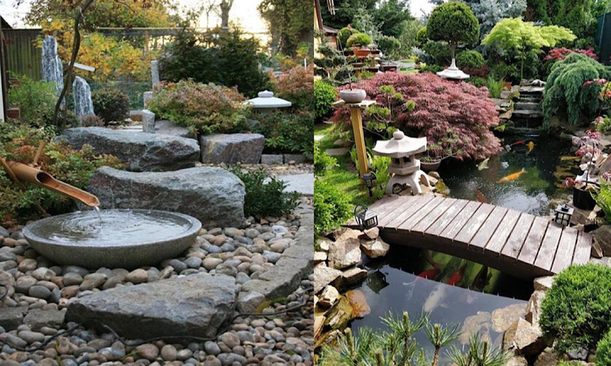 จัดสวนสไตล์ญี่ปุ่น เน้นความเรียบง่าย และให้ความสงบ