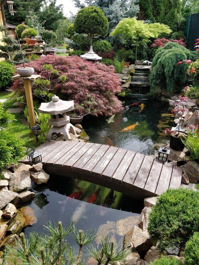 แนะนำ จัดสวนสไตล์ญี่ปุ่น สวยๆ เรียบๆ