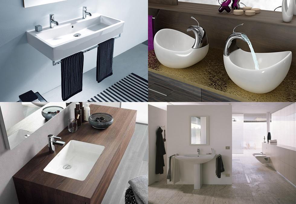 อ่างล้างหน้า อุปกรณ์ในห้องน้ำ อีกชิ้นที่สำคัญในห้องน้ำและเป็นอุปกรณ์ตกแต่งเพิ่มความสวยงามให้กับห้องน้ำได้อีกด้วย