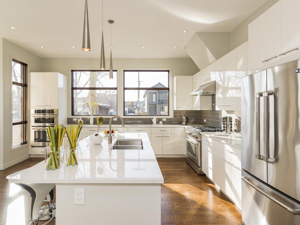 ไอเดีย แต่งห้องครัวให้ดูกว้าง เปลี่ยนครัวให้ สวยสะอาดกว่าที่เคย