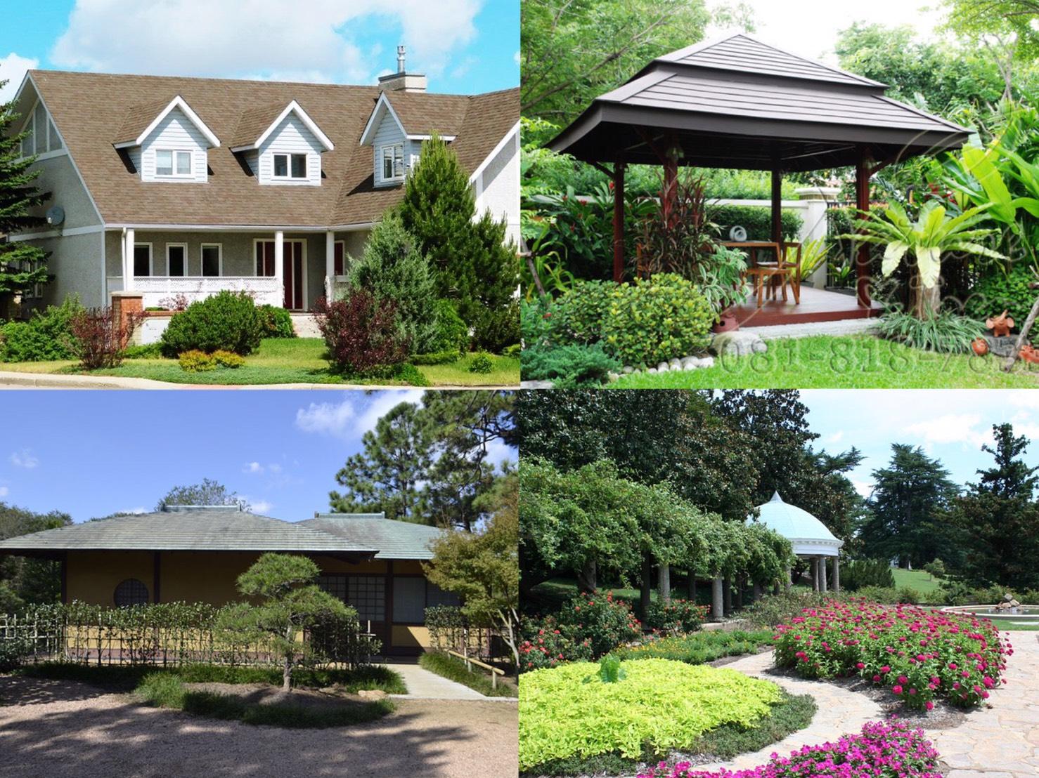 การจัดสวนสวย สไตล์แบบไหน ที่เหมาะกับบริเวณบ้าน ของคุณ