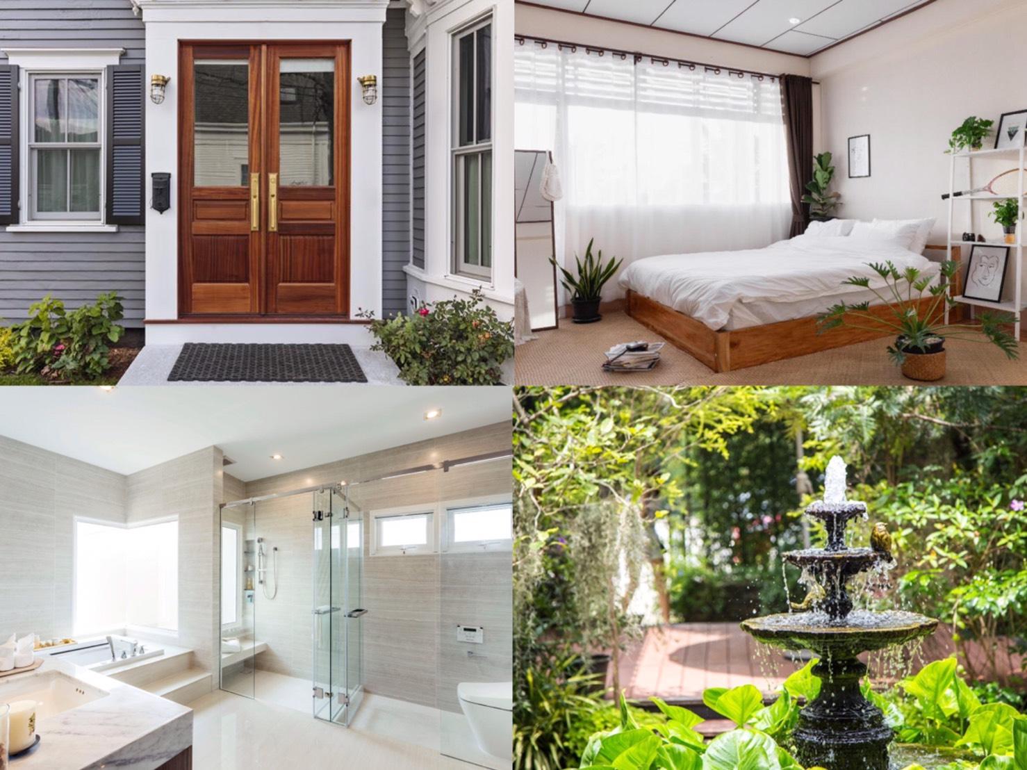 แต่งบ้านตามฮวงจุ้ย ห้องน้ำควรปิดประตูให้สนิท