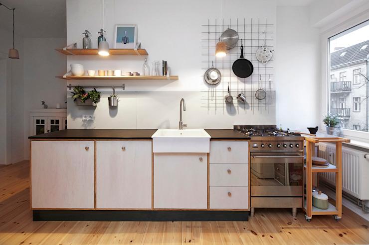 แต่งห้องครัวให้ดูกว้าง ด้วยการเปิดรับแสงให้มากเข้าไว้