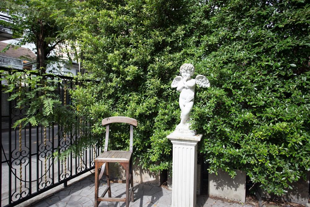 สวนสไตล์อิตาลี  สวยงามเหมาะกับบ้านที่ชอบความร่มรื่น