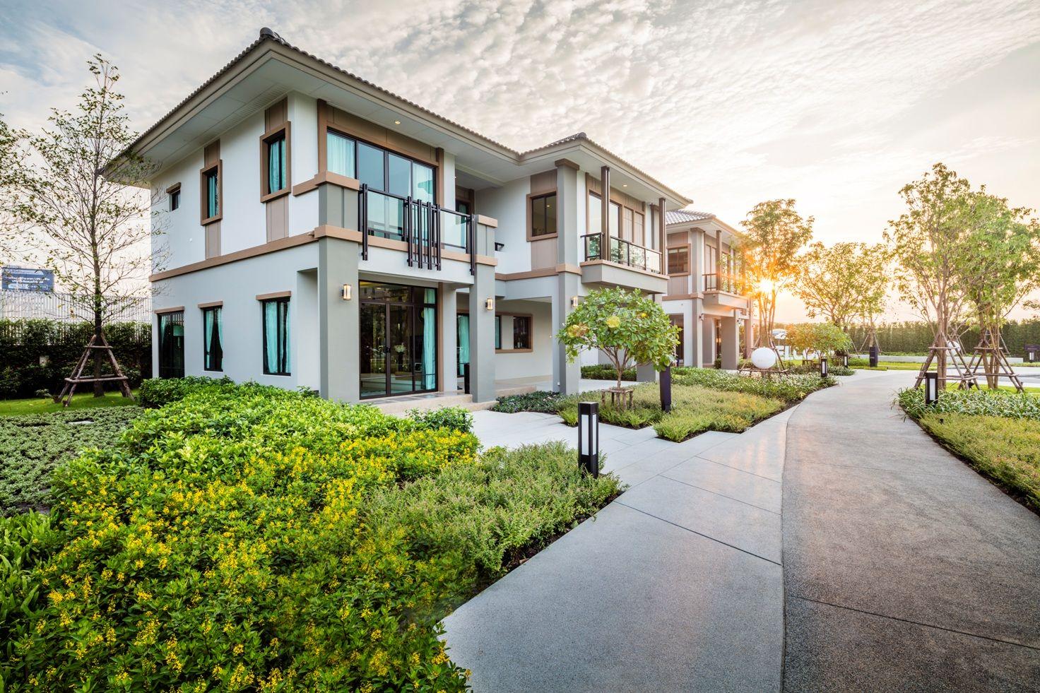 เลือกซื้อบ้านจัดสรร ตามโครงการต่างๆ แบบไหนให้สะดวกสบาย
