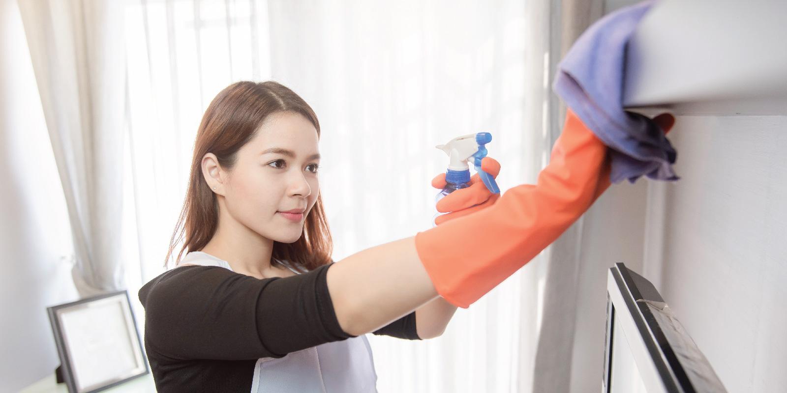 น้ำยาทำความสะอาดฆ่าเชื้อโรค ไอเทมที่ต้องมีติดบ้าน ในยุค 2021