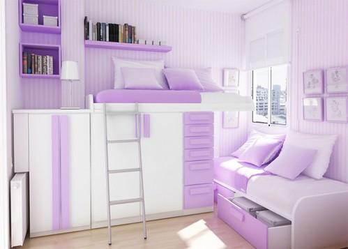 สีสำหรับทาผนัง สีสว่างทำให้ห้องดูกว้างขึ้น