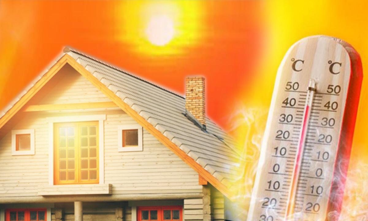 การแก้ปัญหาบ้านร้อน ที่ทำแบบครั้งเดียวจบ หมดปัญหาทันที