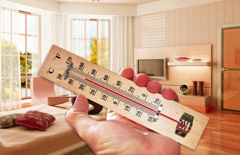 การแก้ปัญหาบ้านร้อน แบบจบในครั้งเดียว