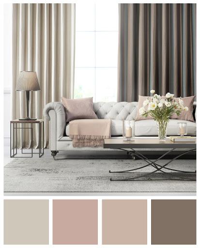 Earth Tone สีทาบ้านสวยทุกสี