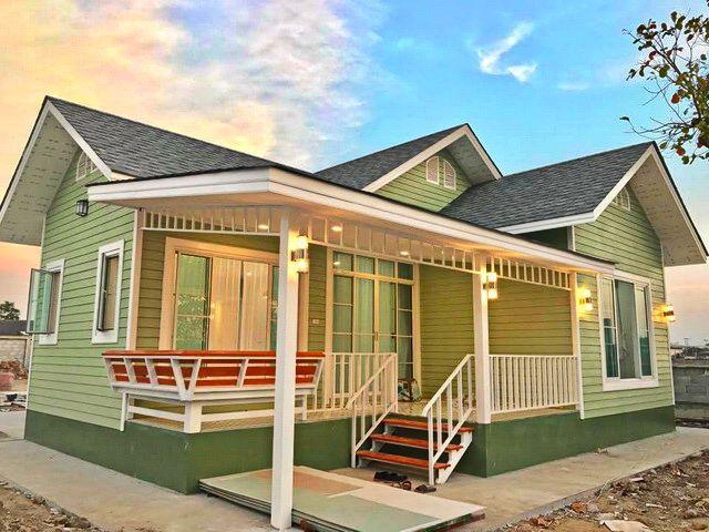 การสร้างบ้านในสไตล์วินเทจ แบบโครงหลังคาเหล็ก ถือว่าเป็นการสร้างบ้านที่มีความแข็งแรงมากที่สุดเลยก็ว่าได้