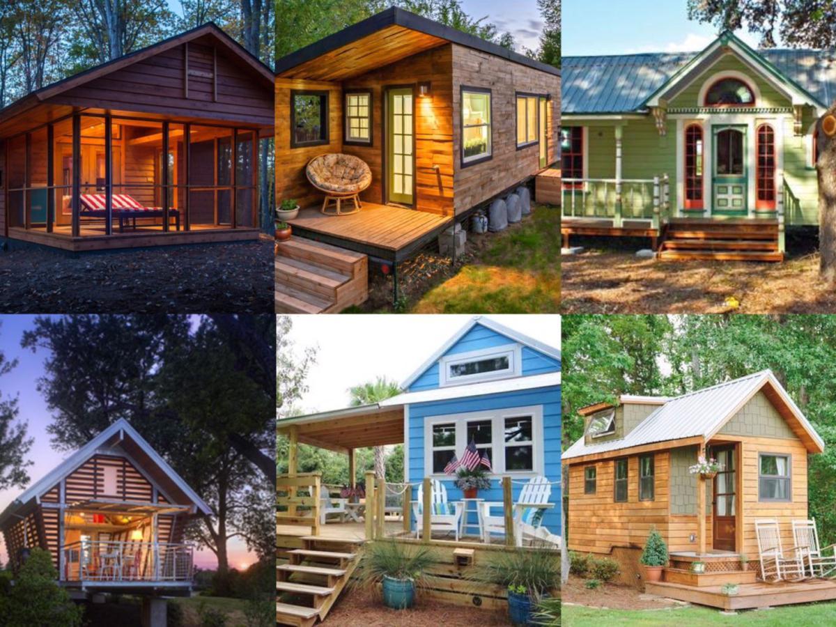 บ้านตากอากาศหลังเล็ก Title ไอเดีย บ้านขนาดกะทัดรัด หลังเล็กน่ารัก ประหยัดงบ