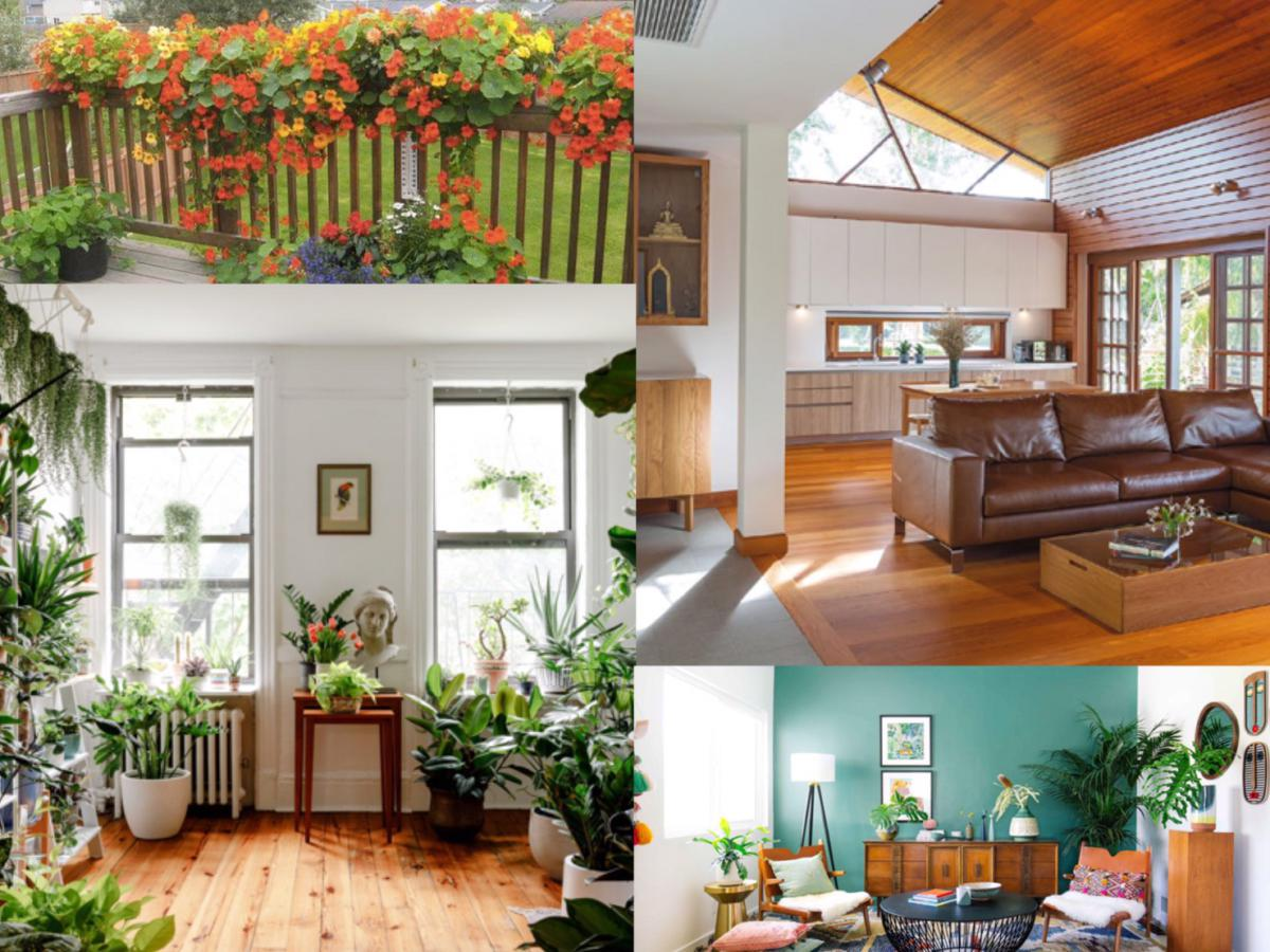 Nature Style การแต่งบ้านสไตล์ธรรมชาติ ให้ดูดี และสวยงาม