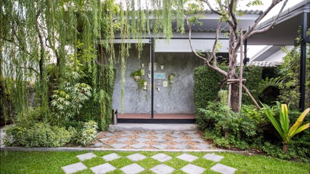 แจกเคล็ดลับ จัดสวนหน้าบ้านด้วยวิธีบ้านๆ