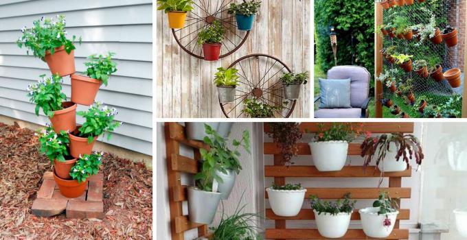 ไอเดีย แต่งสวนหย่อมแบบง่ายๆ สร้างกระถางต้นไม้ไว้ริมหน้าต่างนอกบ้าน