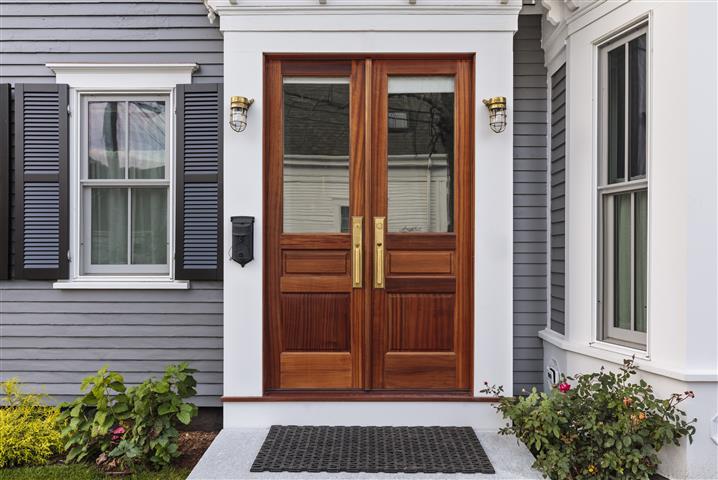 ประตูบ้านตามหลักฮวงจุ้ยที่ดี ต้องมีความสมดุล