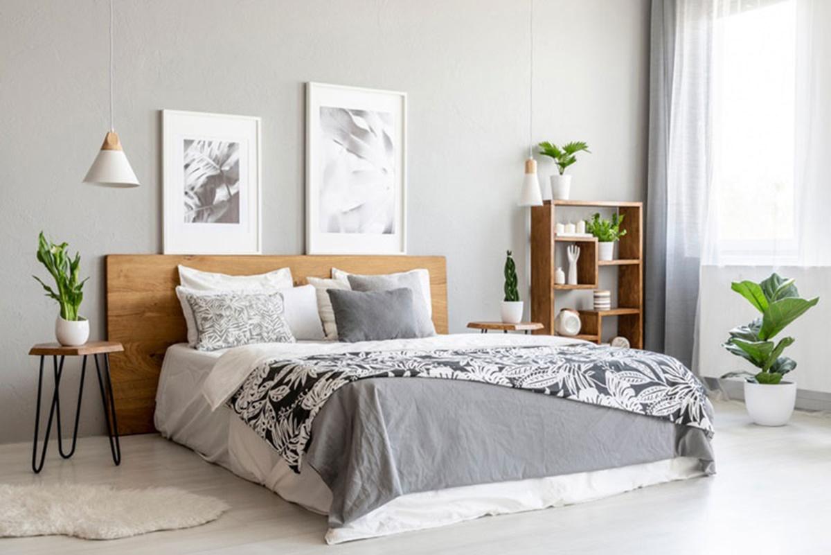เลือกผ้าปูที่นอนสีมงคล